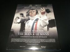 "BLU-RAY NEUF ""THE MAN & LE MANS : STEVE McQUEEN MC QUEEN"""