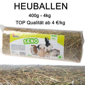 Heu / Heubalen 400g - 4kg für Kaninchen Meerschweinchen Hamster Chinchilla