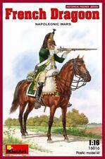 miniart 1/16 Francés Dragón Napoleonic GUERRAS #16016