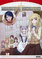 MARIA HOLIC - DVD - Region 1 - Sealed