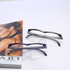 Zoom in 1.6 times +250 degrees New Reading Glasses Big vision TV products