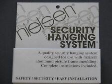 Security Hanger, Nielsen® Brand for Metal Picture Frames, 1 Set