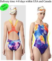New One piece racing swimsuit for women training swimsuit  Yingfa 655 swimsuit