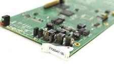 Evertz 7700DA7-3G 3G/HD/SD-SDI Reclocking Distribution Amplifier + backplane