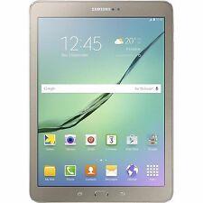 Samsung Galaxy Tab S2 9.7 T819 LTE 8MP Gold 32GB 3GB RAM Tablet By FedEx