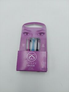 Stiles Razor Shaping Slim Hair Remover Mini Small thin Best for Eyebrow Shaping