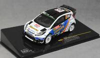 IXO Ford Fiesta RS WRC Monte Carlo Rally 2014 Francois Delecour RAM571 1/43 NEW