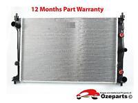 Ford Fairmont BA BF 2002~2008 Radiator Auto Automatic Manual  Aluminum 26mm