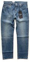 Levi's Levis Nwt Mens 501 '93 Straight Medium Wash Blue 798300008 Denim Jeans