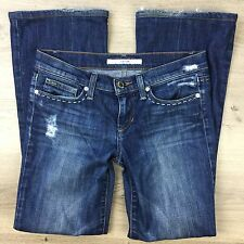 Joe's Jeans Provocateur Boot Cut Women's Jeans Size W25 Fit W30 L28 (JJ13)