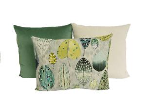 Designers Guild - Tulsi - Eau de Nil - Cushion Cover Pillow Throw Stunning