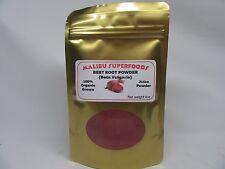 BEET ROOT POWDER  (Beta Vulgaris) (4oz) Antioxidant , Cleanse , Smoothie