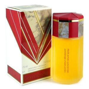 Gianni versace Spray Deodorant 75 ML Vintage Woman Perfume 767