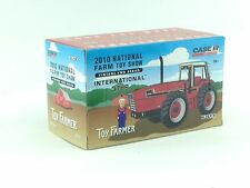 1/64 ERTL 2010 NATIONAL FARM TOY SHOW INTERNATIONAL 3788 4WD TRACTOR