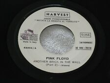 Pink Floyd - Another Brick In The Wall - Italian Promo - Ex -  Listen