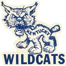 University  Of Kentucky - Wildcats    Vintage Looking    Travel Decal  Sticker