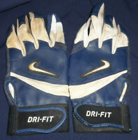 2005 JOSE LOPEZ Seattle Mariners MLB Game Used Worn Batting Gloves