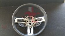 2015 2016 2017 FORD MUSTANG GT ECO BOOST LEATHER STEERING WHEEL ASEMBLY