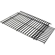 GrillPro Heavy-Duty Porcelain-Coated Steel Universal Adjustable Grill Grate