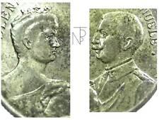 Savoia (Vittorio Emanuele III-Regina Elena) Medaglia 1896