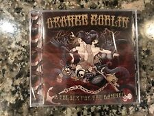 Orange Goblin A Eulogy For The Damned New Sealed Cd! Kyuss Electric Wizard