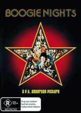 BOOGIE NIGHTS - BRAND NEW & SEALED R4 DVD (MARK WAHLBERG, HEATHER GRAHAM)