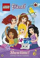 LEGO Friends: Showtime! by Author, Good Used Book (Paperback) FREE & FAST Delive