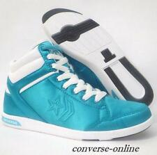 Womens CONVERSE All Star LADY WEAPON Blue White HI TOP Trainers Boots SIZE UK 5
