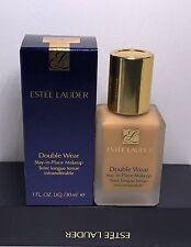 ESTEE LAUDER Double Wear Stay In Place  1.0 oz 30 ml Full Size 4W1 Honey Bronze