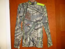 Men's Under Armour ColdGear Infrared Scent Control EVO LS Shirt 1248043 Camo S