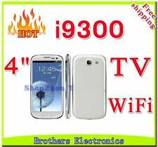 2013 HOT 9300 TV WiFi 4.0 Touch Screen mobile Cell Phone Unlocked Dual SIM