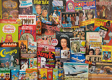Gibsons - 1000 PIECE JIGSAW PUZZLE - Spirit Of The 70s