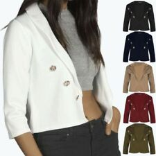 Unbranded Polyester Outer Shell Blazer Coats, Jackets & Waistcoats for Women