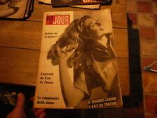 magazine hebdomadaire NUIT ET JOUR  n°132 1947 l inconnu du tour de france