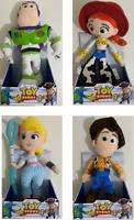 Disney 12inch Toy Story 25cm /Cuddle Soft Plush Play / Woody Jessie Buzz Bo peep