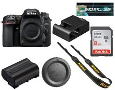 Sale Nikon D7500 20.9Mp Digital Slr Camera Body Only 1581 + Free 8GB Memory Card