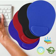 Ergonomic Non-Slip Mouse Pad Mat Mousepad Comfort Wrist Rest Computer Laptop PC