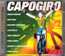 """RUGGERI  PAOLI  BELLI  DALLA  JANNACCI  CONTE  GRECHI - RARO CD """" CAPOGIRO """""""