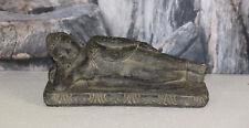 Buddha liegend Stein Figur Statue Deko 18.059