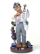 Profisti-ottici oftalmologo XL scultura personaggio 20613k