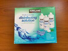 Kirkland Multi-Purpose Disinfecting Solution for Soft Contact Lens, 16 FL OZ