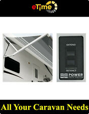 Dometic Power Awning 17ft for Caravan Motorhomes automatic roll up