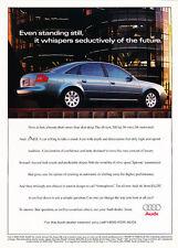 1998 Audi A6 Sedan - Original Car Advertisement Print Ad J158