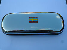 Husqvarna Baja Enduro motorbike brand new chrome glasses case great gift!!
