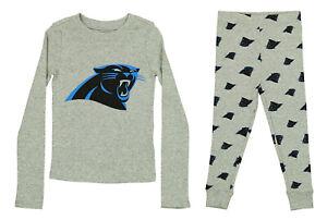 Outerstuff NFL Toddlers Carolina Panthers Pajama Set