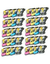 40PK INK FOR BROTHER LC-203XL LC203 LC-203 XL MFC-J680DW MFC-J880DW MFC-J885DW