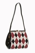 Polyester Patternless Personalised Handbags