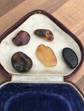 Collection of Natural Amber Beads 10.2gr