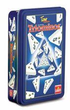 Goliaht 60632 Triominos Tour Edition Familienspiele Triominos Mitbringspiele Gol