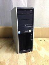 HP Desktop computer Hp workstation xw4300 3.40GHz CPU Comes with Windows XP PRO